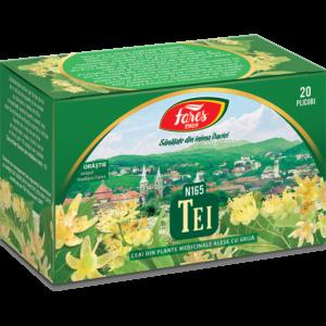 Tei, N165, ceai 20 plicuri Fares