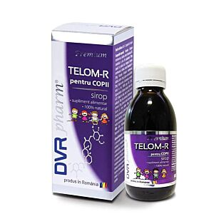 TELOM-R sirop copii DVR Pharm 150ml
