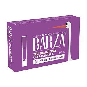 Testul de sarcină Ultrasensibil BANDĂ Barza