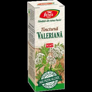 Valeriană, N147, tinctură 50ml Fares