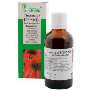 Tinctura de echinacea - 50 ml Hofigal
