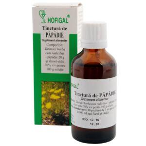 Tinctura de papadie - 50 ml Hofigal
