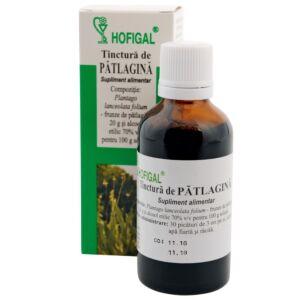 Tinctura de patlagina - 50 ml Hofigal