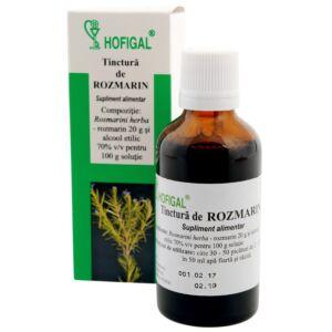 Tinctura de rozmarin - 50 ml Hofigal