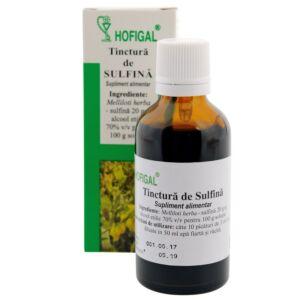 Tinctura de sulfina - 50 ml Hofigal