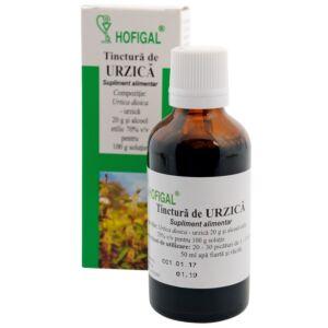 Tinctura de urzica - 50 ml Hofigal