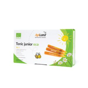TONIC JUNIOR ECO 10 fiole x12g/10ml