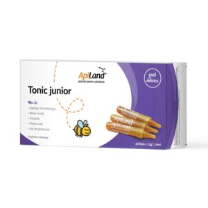 TONIC JUNIOR 20 fiole x 12g/10ml-APILAND