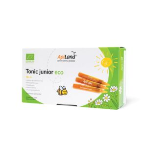 TONIC JUNIOR ECO 20 fiole x 12g/10 ml-APILAND