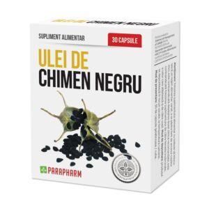 Ulei de Chimen Negru 30 caps-PARAPHARM