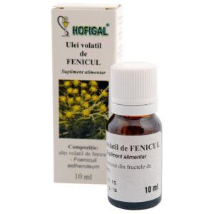 Ulei volatil de fenicul - 10 ml Hofigal