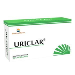 Uriclar 36cps SunWave Pharma