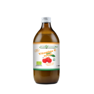Vitamina C lichida Bio 500 ml