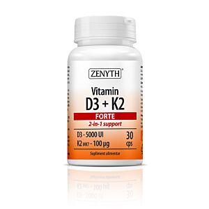Vitamina D3 K2 FORTE