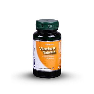 Vitamina K naturală 60cps DVR Pharm