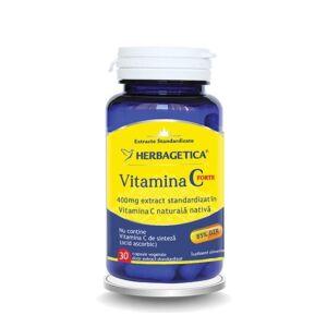 Vitamina C Forte 30cps Herbagetica