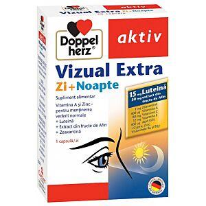 Vizual Extra Zi + Noapte, 30 capsule Doppelherz