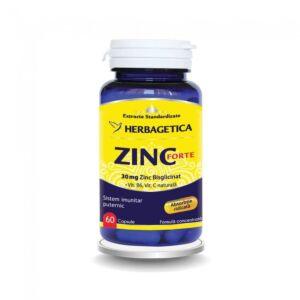 Zinc Forte 60cps Herbagetica